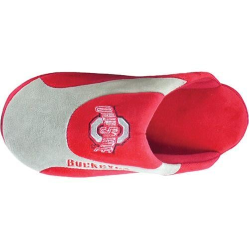 Comfy Feet Ohio State Buckeyes 07 Red/Gray