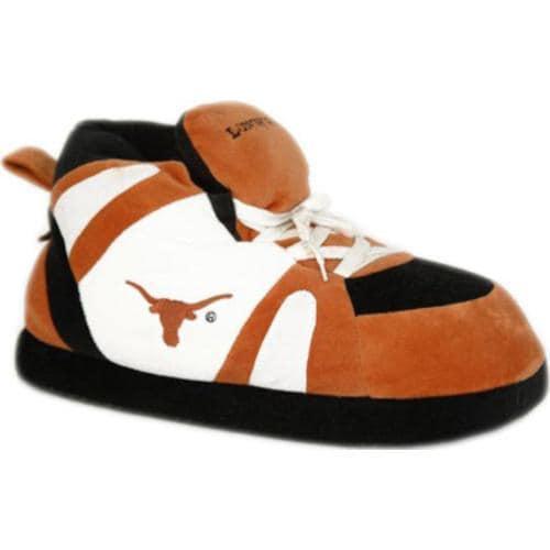 Comfy Feet Texas Longhorns 01 Brown/White
