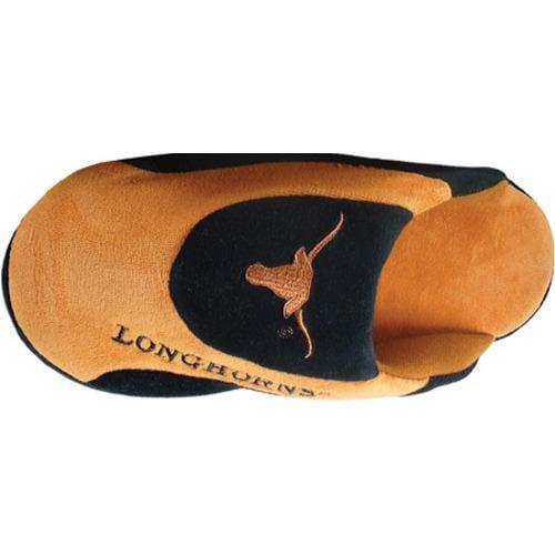 Comfy Feet Texas Longhorns 07 Black/Orange