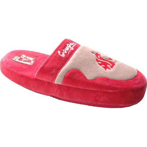 Comfy Feet Washington State Cougars 02 Red/Grey