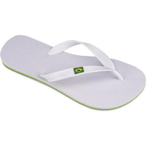 Dupe Brasil (2 Pairs) White