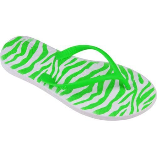 Women's Dupe Neon (2 Pairs) Green