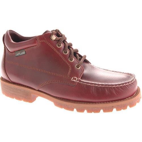 Men's Eastland Brooklyn Burgundy Leather