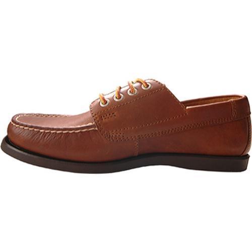 Men's Eastland Falmouth Tan Waxee Leather - Thumbnail 2