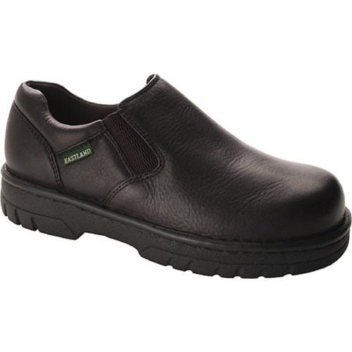 Men's Eastland Newport Black Leather - Thumbnail 0