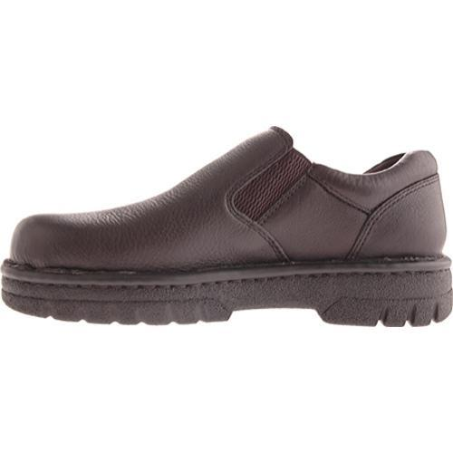 Men's Eastland Newport Black Leather - Thumbnail 2