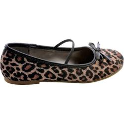 Girls' Ellie Ballet-L-013 Leopard