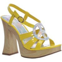 Women's Ellie Funk-500 Yellow