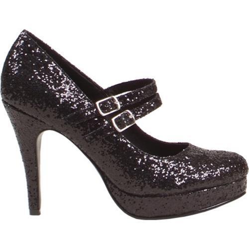 Women's Ellie Jane-G-421 Black Glitter