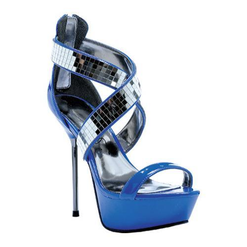 Women's Ellie Roni-567 Blue PU