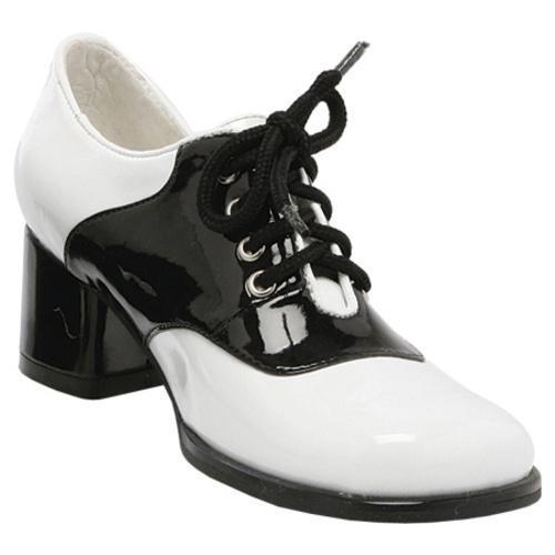 Girls' Ellie Saddle-175 Black/White