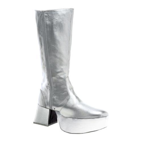 Men's Ellie Simmons-312 Silver Boots