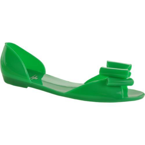 Women's Fiebiger Shoes Greenfly Green