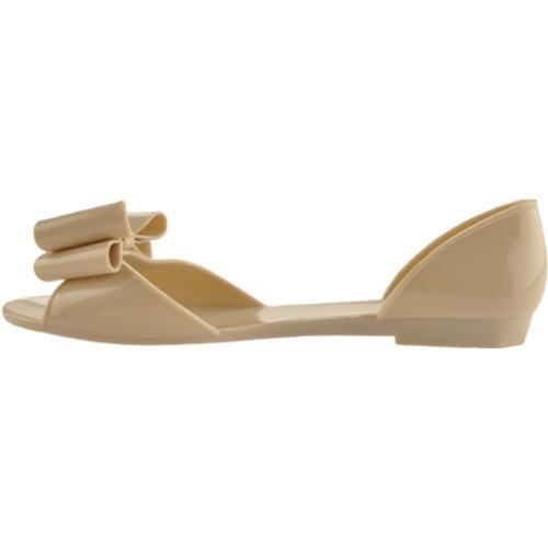 Women's Fiebiger Shoes Sandfly Nude/Beige