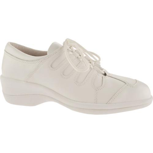 Women's FootThrills Action White Leather