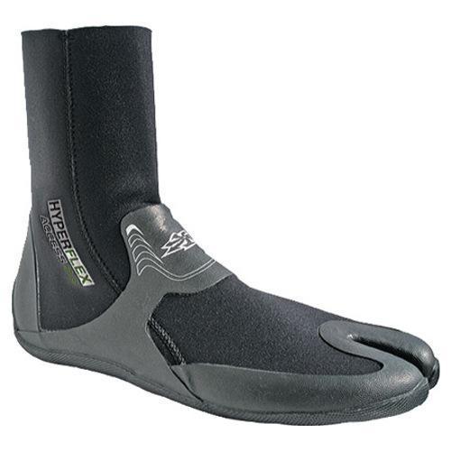 Hyperflex Wetsuits 3mm Access Split Toe Boot Black