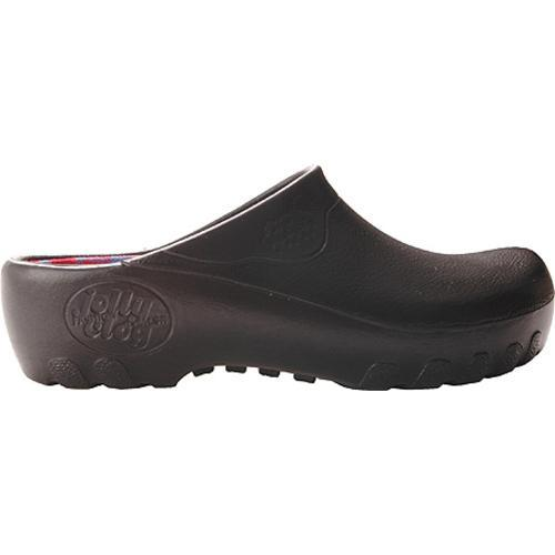 Men's Jollys Fashion Clog Black - Thumbnail 1
