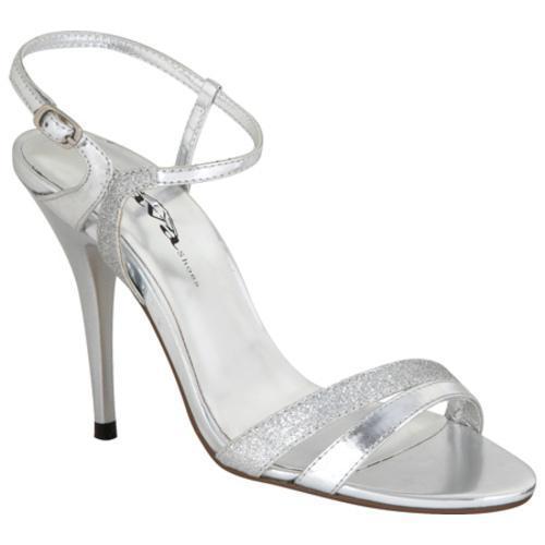 Women's Lava Shoes Meredith Silver Polyurethane
