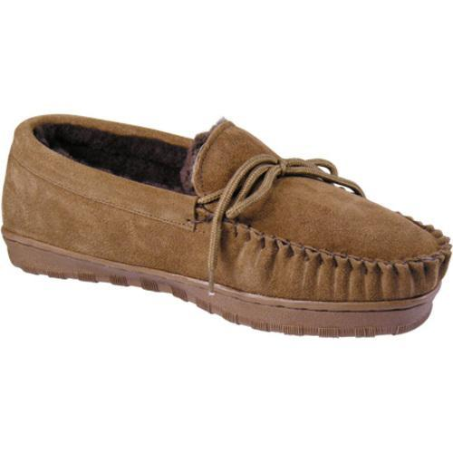 Men's Lamo Moccasin Chocolate