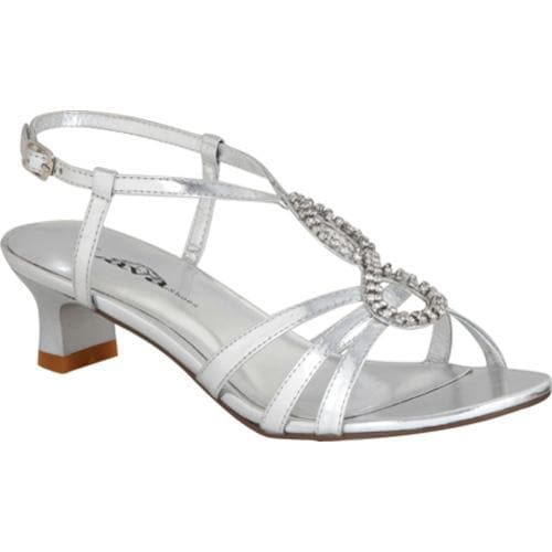 Women's Lava Shoes Betty Silver Polyurethane