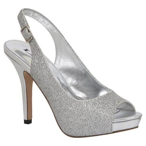 Women's Lava Shoes Billie Silver