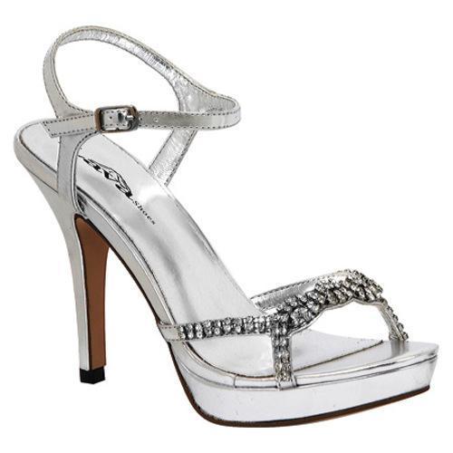 Women's Lava Shoes Joy Silver