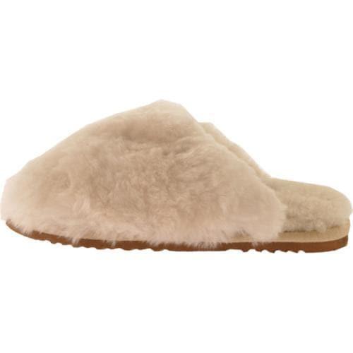 Women's Poochkis Aussie Ritz Slipper Blonde - Thumbnail 2