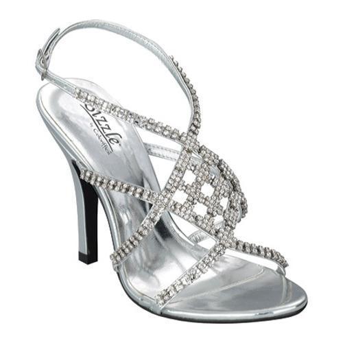 Women's Sizzle Broadway Silver Metallic