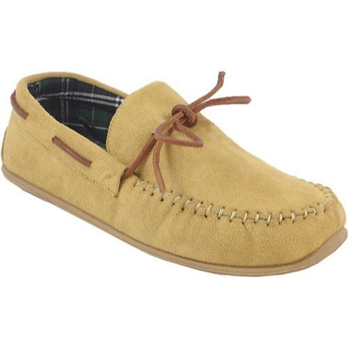 Men's Slipperooz Fudd Tan