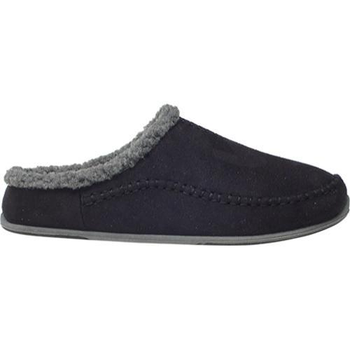 Men's Slipperooz Nordic Black - Thumbnail 1