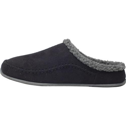 Men's Slipperooz Nordic Black - Thumbnail 2