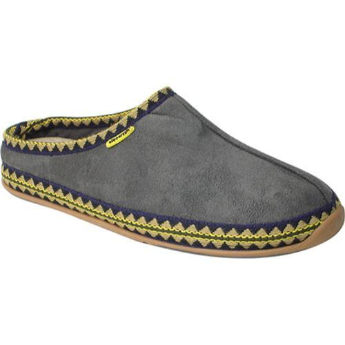 Men's Slipperooz Wherever Grey - Thumbnail 0