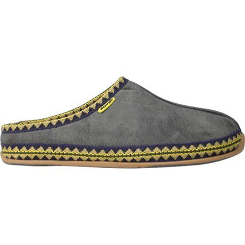 Men's Slipperooz Wherever Grey - Thumbnail 1