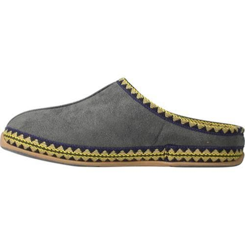 Men's Slipperooz Wherever Grey - Thumbnail 2