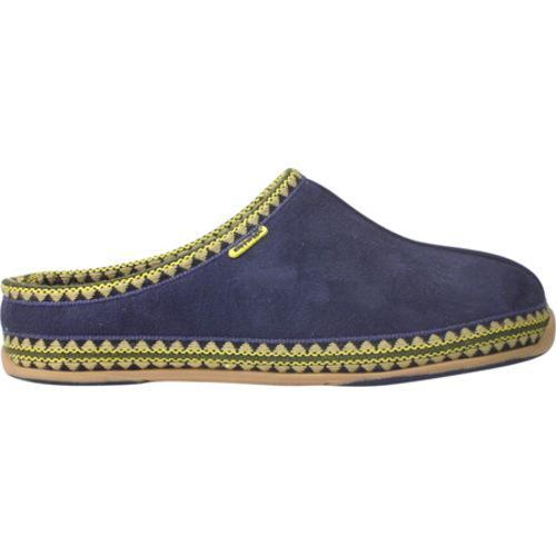 Men's Slipperooz Wherever Navy - Thumbnail 1