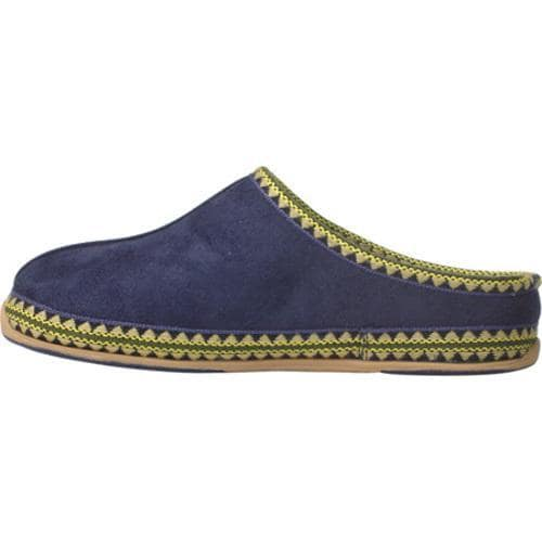 Men's Slipperooz Wherever Navy - Thumbnail 2