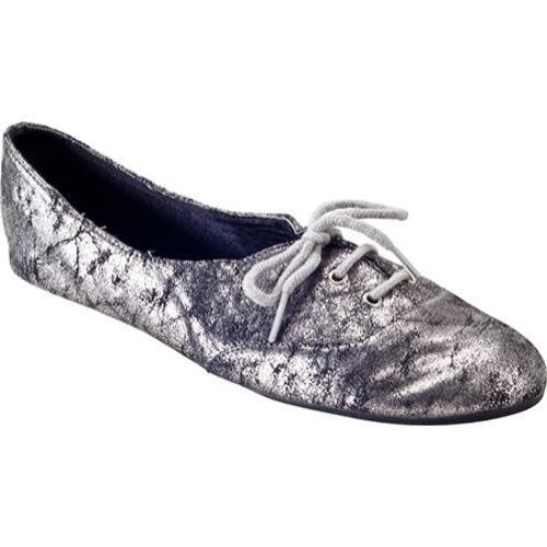 Women's Tash Folds Fame Shimmer Charcoal/Silver