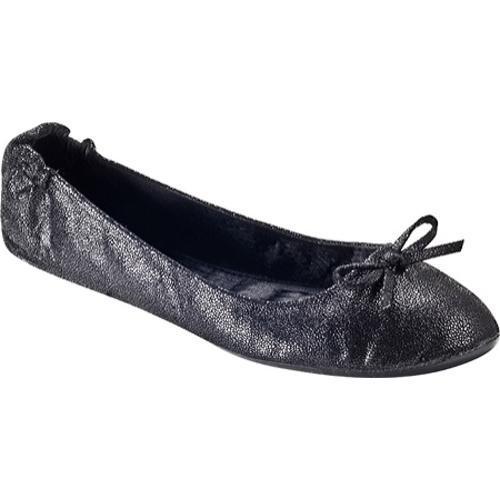 Women's Tash Folds Prima Ballerina Black
