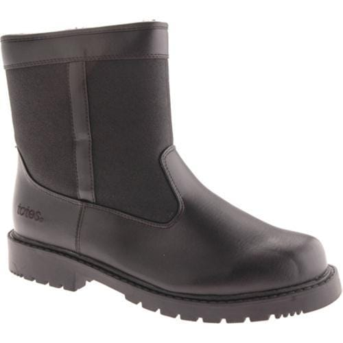 Totes Men's Boots Stadium Black