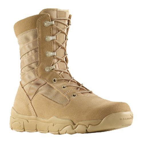 Men's Wellco Hot Weather E-lite Combat Boot Tan