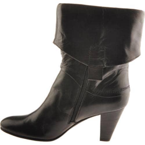 ZitaMaria Shoes | Italian Leather Black High Heel Boots