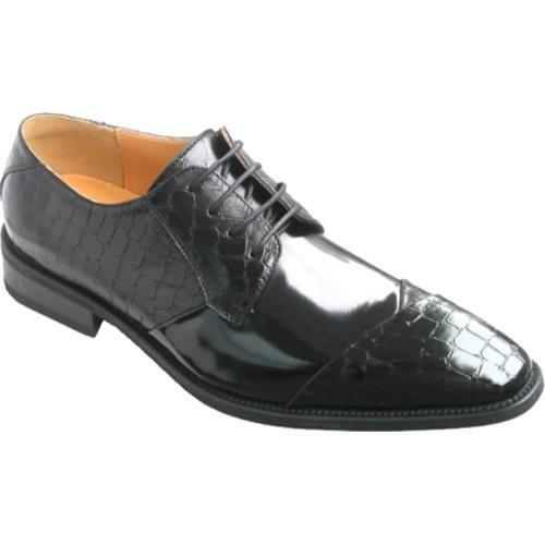 Men's Zota 7628 Black Leather - Thumbnail 0