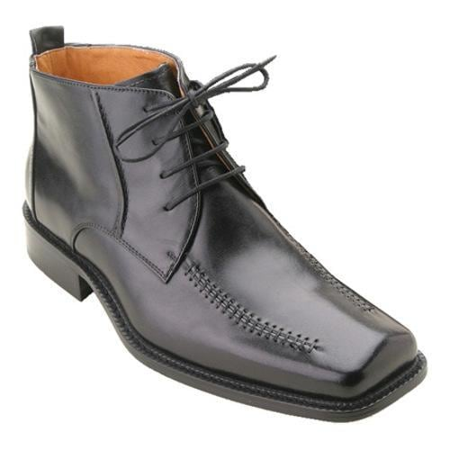 Men's Zota 8666 Black Leather