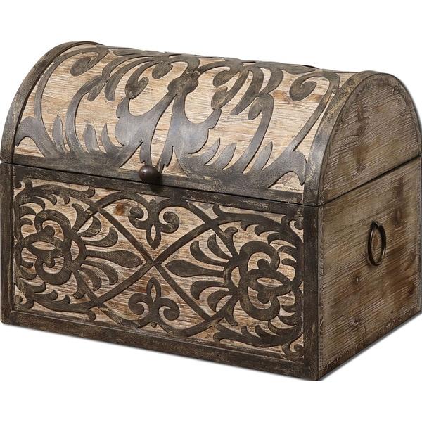Uttermost Abelardo Embellished Box