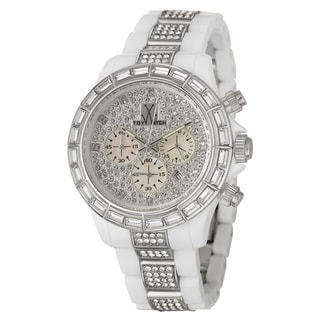 ToyWatch Women's 'Plasteramic' Crystal Watch