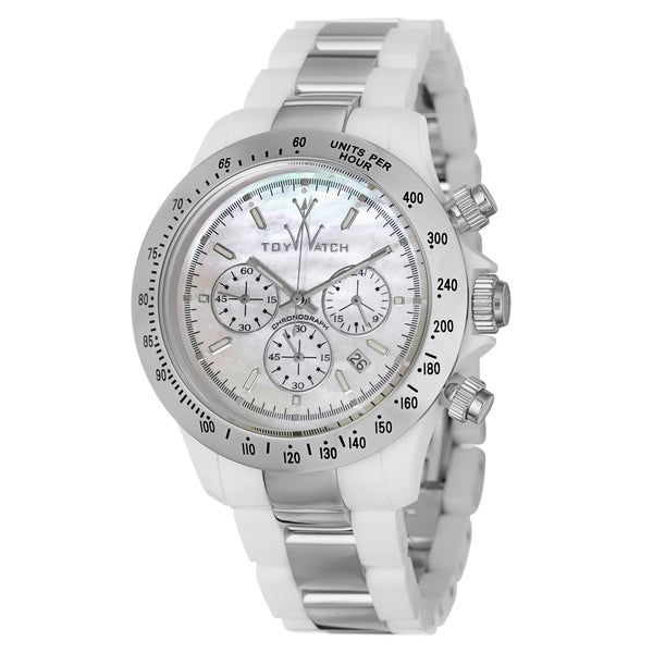 ToyWatch Women's 'Plasteramic' Tachymeter Watch