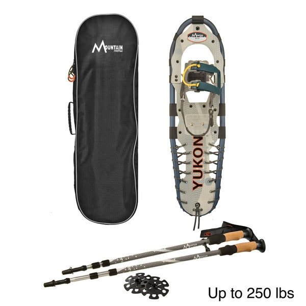 Yukon Charlies Mountain Profile Snowshoe Kit
