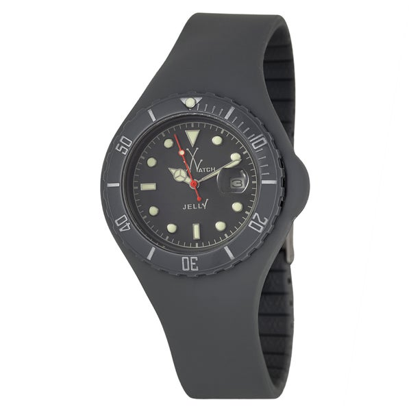ToyWatch Men's Plastic 'Jelly' Diver Watch