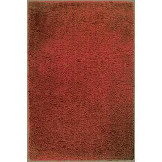 Hand-woven Etna Soft Shag Rug