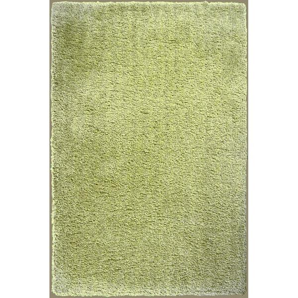 Hand-woven Fabrica Soft Shag Area Rug
